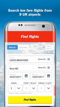 Jet2.com APK screenshot 1