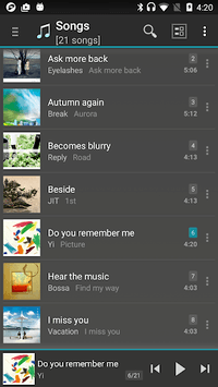 jetAudio HD Music Player APK screenshot 1