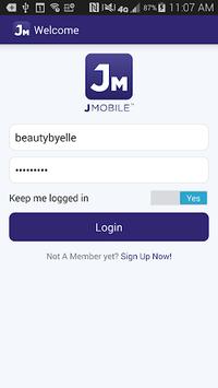JMobile APK screenshot 1