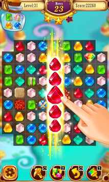 Jewels Mania Crush APK screenshot 1