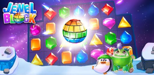 Jewel Blast - Puzzle Legend pc screenshot