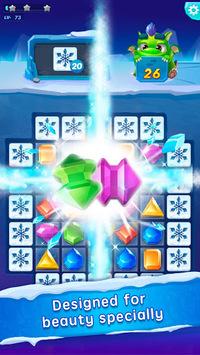 Jewel Blast - Puzzle Legend APK screenshot 1