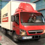 Atm Truck Drive Simulator: Bank Cash Transport Bus icon