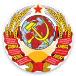 Communism button icon