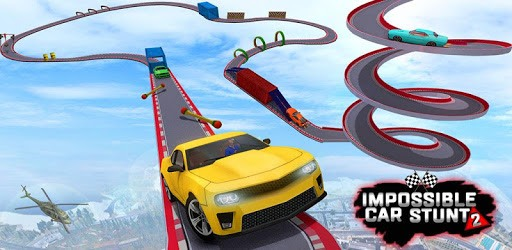 Crazy Car Stunt Driving Games - New Car Games 2021 pc screenshot