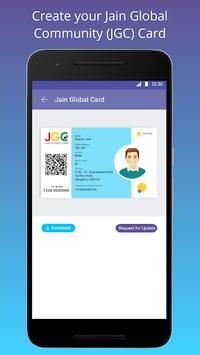 JGC - Jain Global Card APK screenshot 1