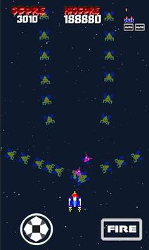 Retrowars:  Space Shooter APK screenshot 1