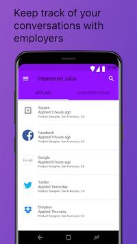Monster Job Search APK screenshot 1