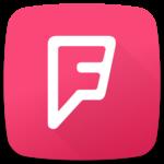 Foursquare City Guide icon
