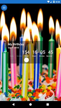 Countdown Star APK screenshot 1