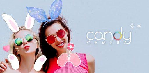 Candy Camera - selfie, beauty camera, photo editor pc screenshot