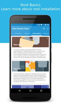 Root Checker APK screenshot 1