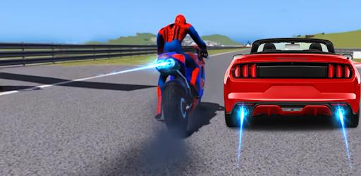 Spiderman Car Vs Bike Race Ultimate pc screenshot