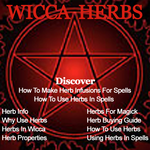 Wicca Herbs APK icon