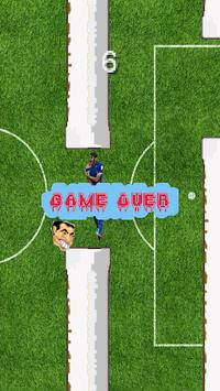 Flappy Suarez Bite APK screenshot 1