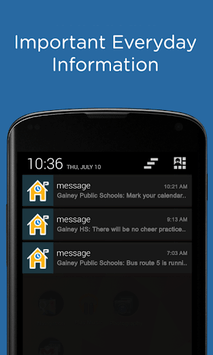 SchoolWay APK screenshot 1