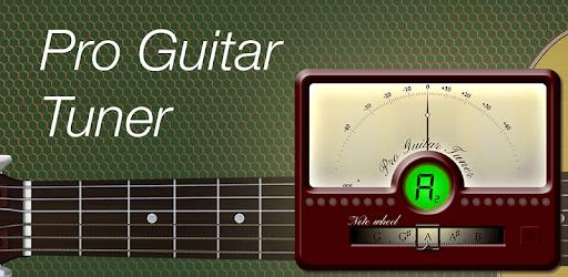 Pro Guitar Tuner pc screenshot