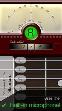 Pro Guitar Tuner APK screenshot 1