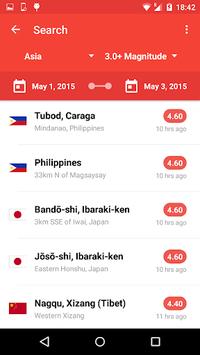 My Earthquake Alerts - US & Worldwide Earthquakes APK screenshot 1