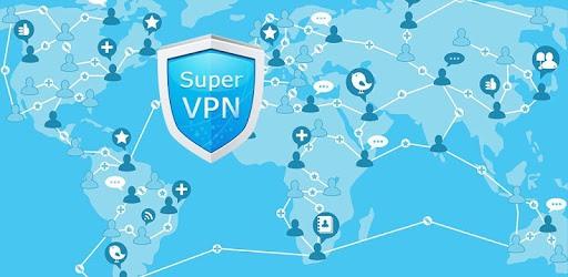 SuperVPN Free VPN Client pc screenshot