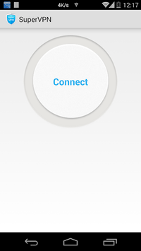 SuperVPN Free VPN Client APK screenshot 1