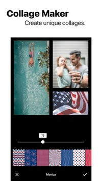 InstaSize: Filters for Pictures Frames and Collage APK screenshot 1