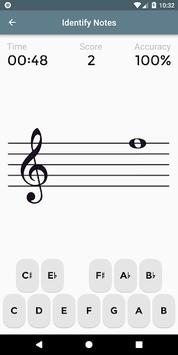 Music Tutor (Sight Reading) APK screenshot 1