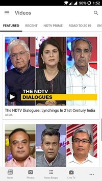 NDTV News - India APK screenshot 1
