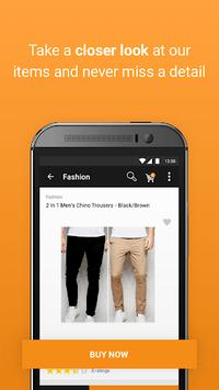 JUMIA Online Shopping APK screenshot 1