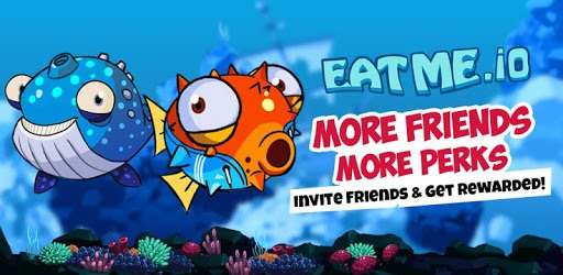Eatme.io: Hungry fish fun game pc screenshot