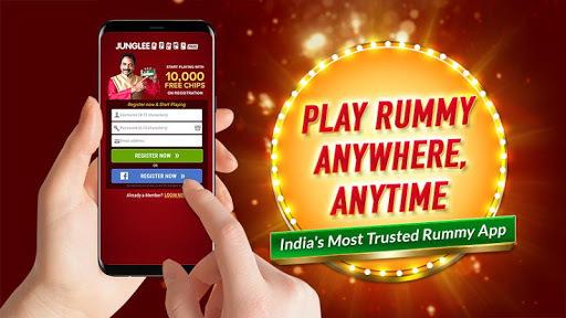 Rummy Game: Play Rummy Online on Junglee Rummy APK screenshot 1