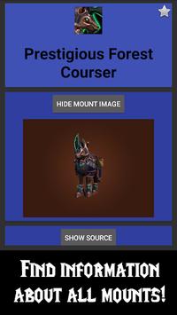 WoW Mount Tracker APK screenshot 1
