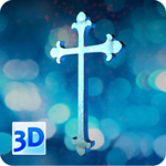 Holy Cross 3D Live Wallpaper icon