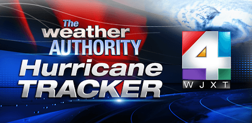 WJXT - Hurricane Tracker pc screenshot