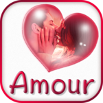 Love Messages in French – Text Editor & Stickers APK icon