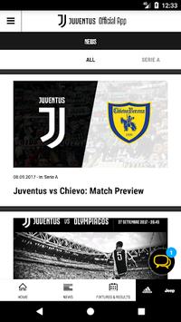 Juventus APK screenshot 1