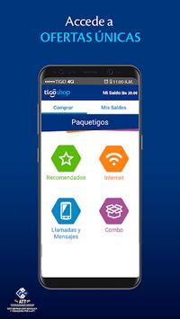 Tigo Shop Bolivia APK screenshot 1