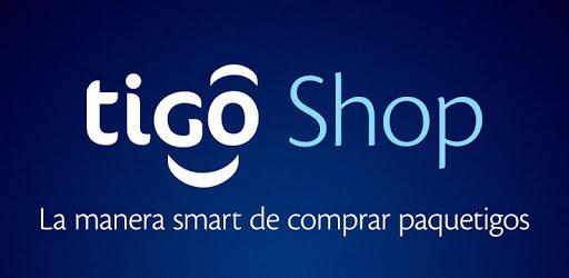 Tigo Shop El Salvador pc screenshot