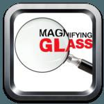 Magnifying Glass Simulator icon
