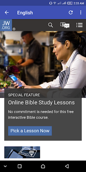 JW.ORG LATEST APK screenshot 1