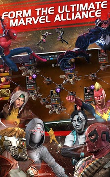 MARVEL Contest of Champions APK screenshot 1