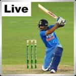 Live Cricket Tv Match icon