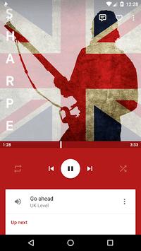 Phonograph Music Player APK screenshot 1