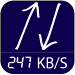 Internet Speed Meter -SpeedPro icon