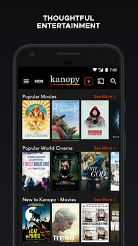 Kanopy APK screenshot 1