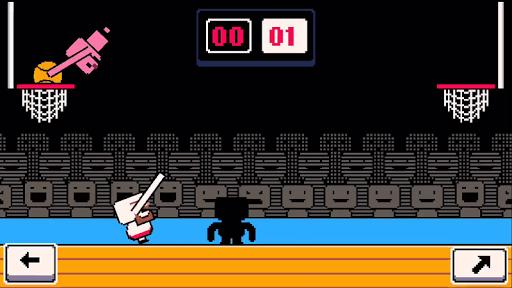 Dunkers - Basketball Madness APK screenshot 1