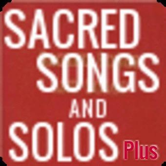 SACRED SONGS AND SOLOS APK screenshot 1