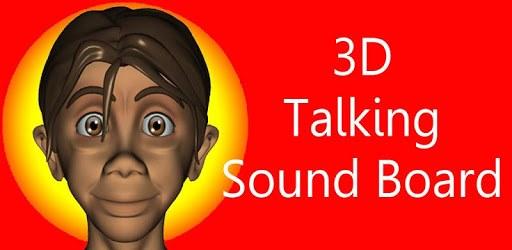 3D Talking Soundboard MP3, TV on PC Download (Windows 8/8 1