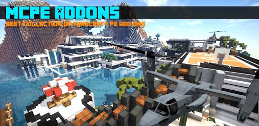 Addons for Minecraft pc screenshot