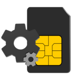 SIM Tool Dark Edition icon